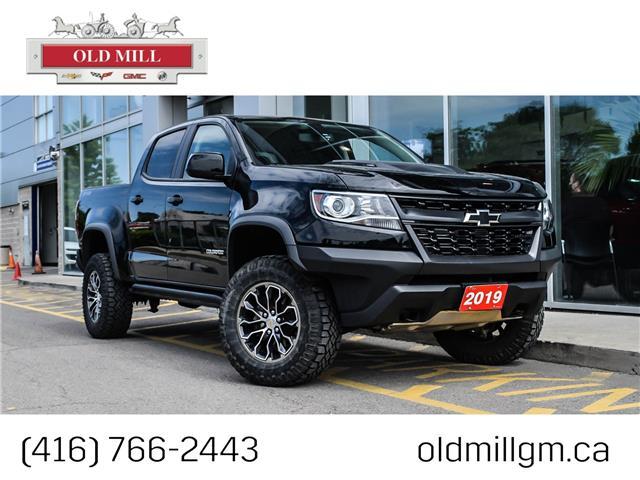 2019 Chevrolet Colorado ZR2 (Stk: 125552U) in Toronto - Image 1 of 25