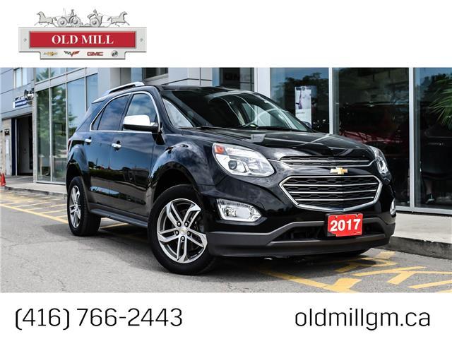 2017 Chevrolet Equinox Premier (Stk: 311005U) in Toronto - Image 1 of 27