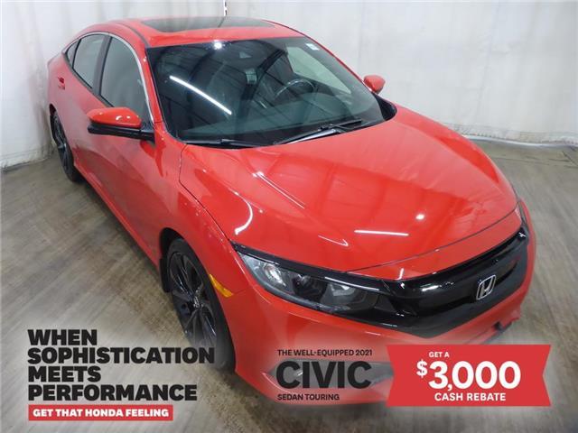 2021 Honda Civic Sport (Stk: 2134011) in Calgary - Image 1 of 21