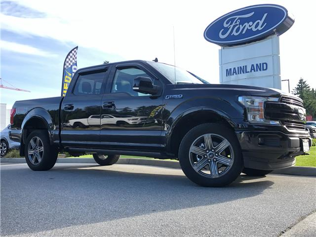 2020 Ford F-150 Lariat (Stk: 21F35844AA) in Vancouver - Image 1 of 27