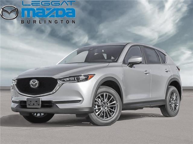 2021 Mazda CX-5 GS (Stk: 210885) in Burlington - Image 1 of 23