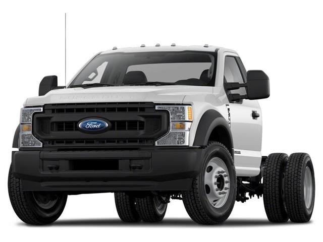 New 2021 Ford F-550 Chassis XL 4X2 REG. CHASSIS CAB DRW - Cornwall - Miller Hughes Ford Sales