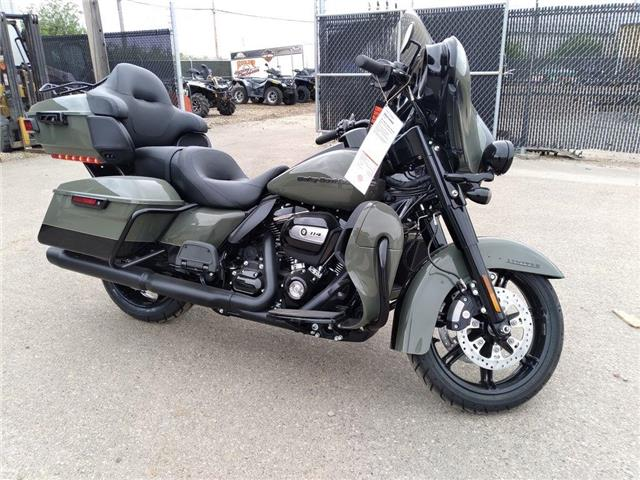 2021 Harley-Davidson FLHTK - Ultra Limited  (Stk: 2021-FLHTK-0844) in Yorkton - Image 1 of 4