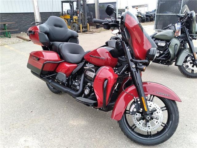 2021 Harley-Davidson FLHTK - Ultra Limited  (Stk: 2021FLHTK5410) in Yorkton - Image 1 of 4