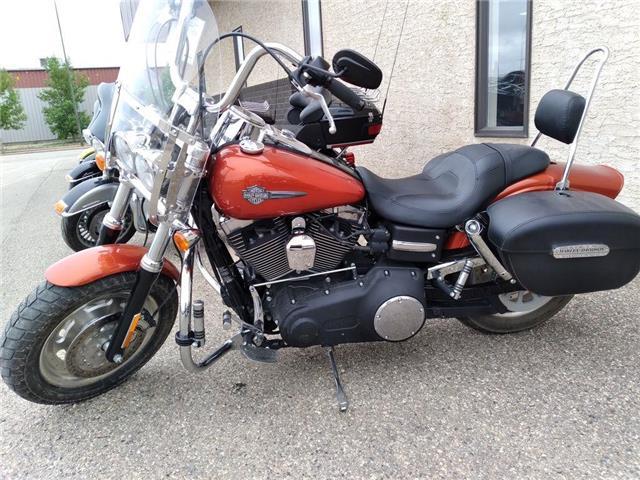 2011 Harley-Davidson FXDF - Dyna® Fat Bob®  (Stk: 2011FXDF7417) in Yorkton - Image 1 of 4