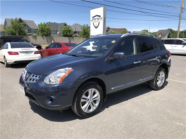 2013 Nissan Rogue SV (Stk: 21195) in Ottawa - Image 1 of 21