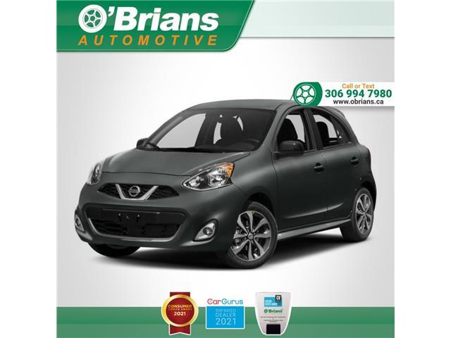 2016 Nissan Micra SV (Stk: 14564A) in Saskatoon - Image 1 of 1