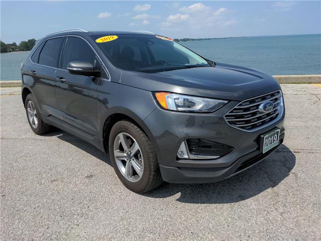 2019 Ford Edge SEL (Stk: D0386) in Belle River - Image 1 of 16