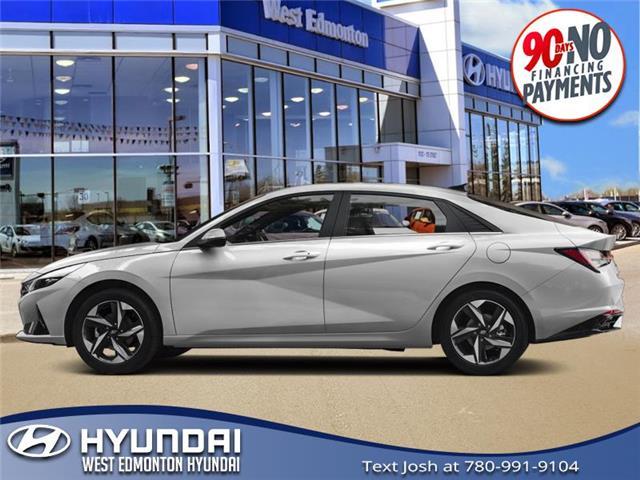 2021 Hyundai Elantra Preferred (Stk: EL12595) in Edmonton - Image 1 of 1