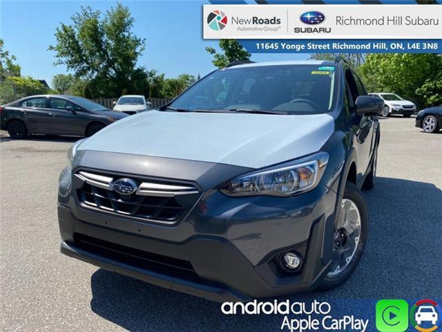 2021 Subaru Crosstrek Touring w/Eyesight (Stk: 35889) in RICHMOND HILL - Image 1 of 22