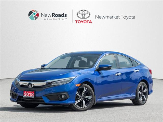 2018 Honda Civic Touring (Stk: 6474) in Newmarket - Image 1 of 26