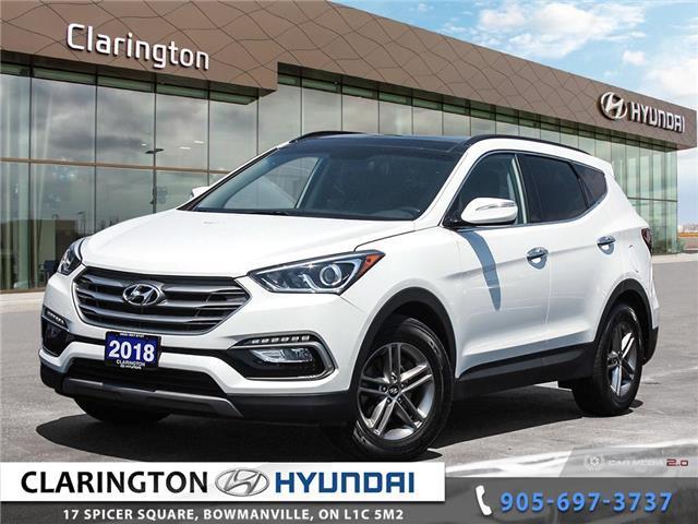 2018 Hyundai Santa Fe Sport  (Stk: 21236A) in Clarington - Image 1 of 27