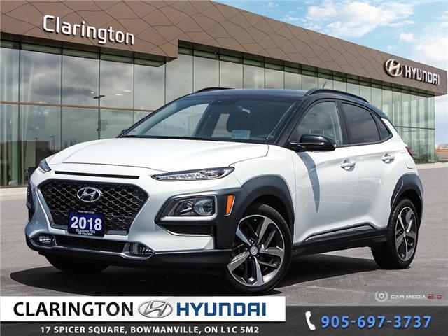 2018 Hyundai Kona 1.6T Trend (Stk: 21291A) in Clarington - Image 1 of 27