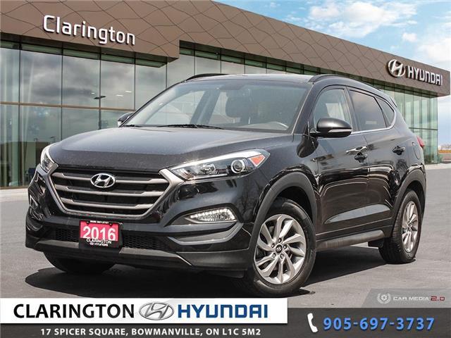 2016 Hyundai Tucson  (Stk: U1208) in Clarington - Image 1 of 27