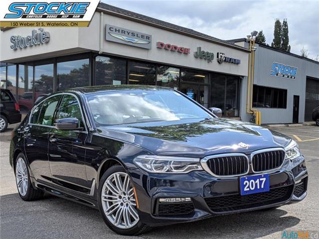 2017 BMW 530i xDrive (Stk: 36470) in Waterloo - Image 1 of 28