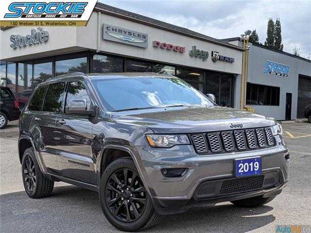 2019 Jeep Grand Cherokee Laredo (Stk: 31545) in Waterloo - Image 1 of 29