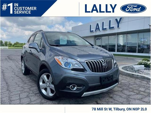 2015 Buick Encore Leather (Stk: 27712B) in Tilbury - Image 1 of 21