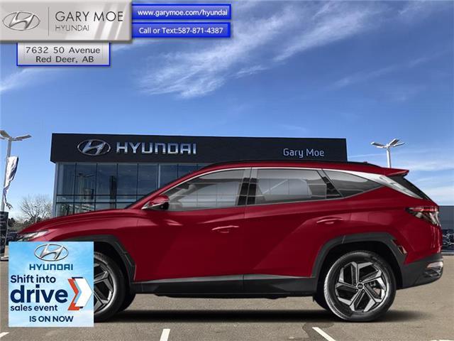 2022 Hyundai Tucson Hybrid Luxury (Stk: 2TU8518) in Red Deer - Image 1 of 1