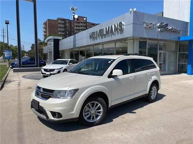 2013 Dodge Journey SXT/Crew (Stk: M329A) in Chatham - Image 1 of 5