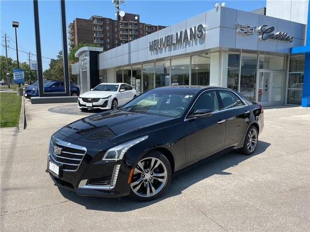 2016 Cadillac CTS 3.6L Premium Collection (Stk: M343A) in Chatham - Image 1 of 22