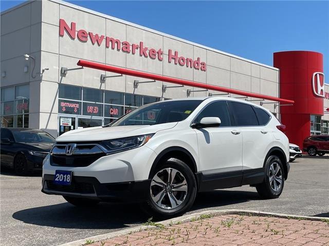 2018 Honda CR-V LX (Stk: 21-2314A) in Newmarket - Image 1 of 20