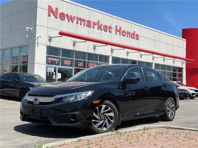 2018 Honda Civic EX (Stk: 21-3802A) in Newmarket - Image 1 of 19