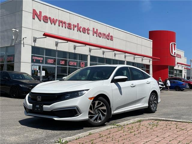 2020 Honda Civic EX (Stk: 21-3823A) in Newmarket - Image 1 of 19