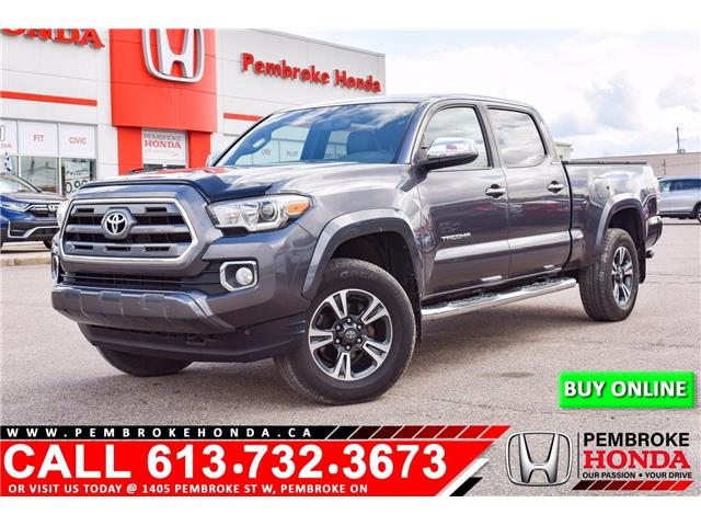 2017 Toyota Tacoma Limited (Stk: P7524) in Pembroke - Image 1 of 30