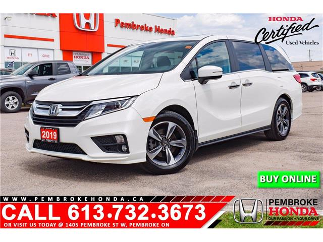 2019 Honda Odyssey EX (Stk: P7536) in Pembroke - Image 1 of 30