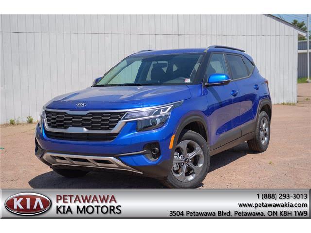 2021 Kia Seltos LX (Stk: 21166) in Petawawa - Image 1 of 25