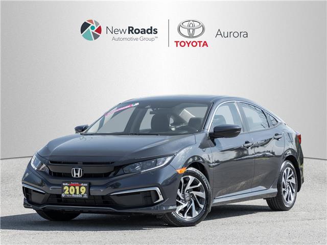 2019 Honda Civic  (Stk: 314963) in Aurora - Image 1 of 21