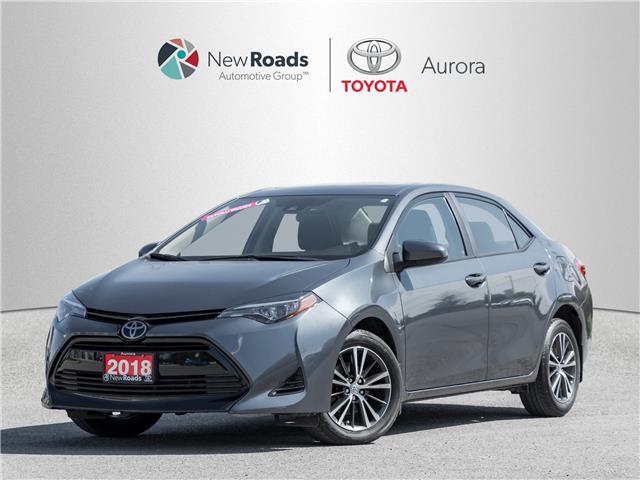 2018 Toyota Corolla  (Stk: 326021) in Aurora - Image 1 of 21