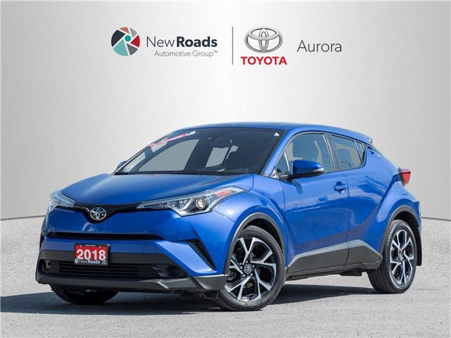 2018 Toyota C-HR  (Stk: 326161) in Aurora - Image 1 of 18