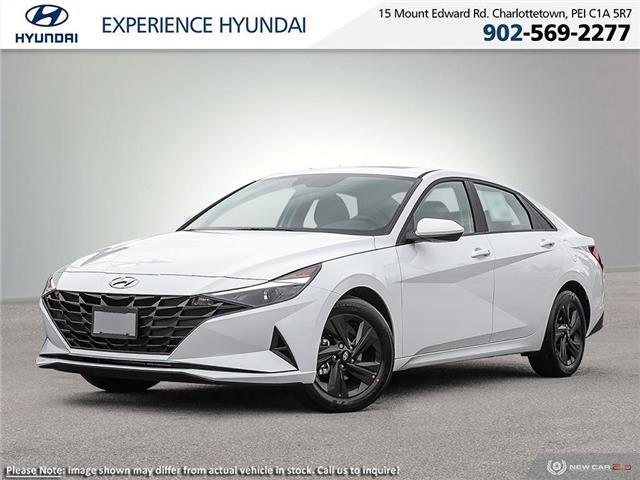 2021 Hyundai Elantra Preferred w/Sun & Tech Pkg (Stk: N1418) in Charlottetown - Image 1 of 23