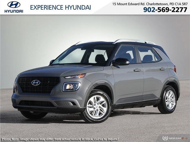 2021 Hyundai Venue Preferred w/Two-Tone (Stk: N1415) in Charlottetown - Image 1 of 23