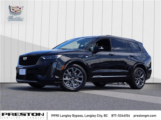 2020 Cadillac XT6 Sport (Stk: 0201060) in Langley City - Image 1 of 29