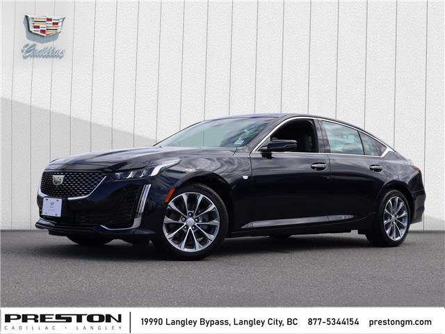 2020 Cadillac CT5 Premium Luxury (Stk: 0206400) in Langley City - Image 1 of 28