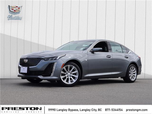 2020 Cadillac CT5 Luxury (Stk: 0208830) in Langley City - Image 1 of 29
