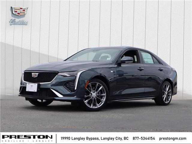 2020 Cadillac CT4 Sport (Stk: 0211370) in Langley City - Image 1 of 29