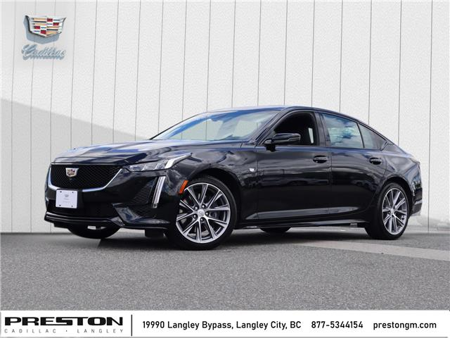 2020 Cadillac CT5 Sport (Stk: 0211660) in Langley City - Image 1 of 29