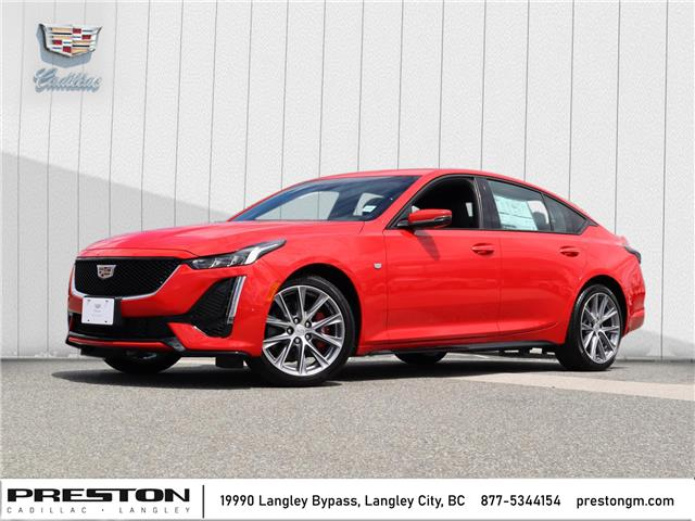 2020 Cadillac CT5 Sport (Stk: 0211950) in Langley City - Image 1 of 29