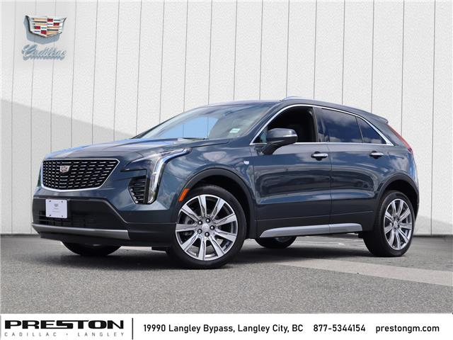 2021 Cadillac XT4 Premium Luxury (Stk: 1200340) in Langley City - Image 1 of 28