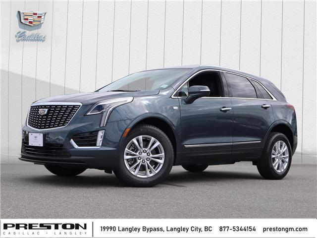 2021 Cadillac XT5 Luxury (Stk: 1205160) in Langley City - Image 1 of 28