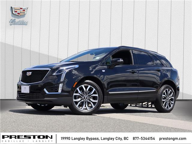2021 Cadillac XT5 Sport (Stk: 1205340) in Langley City - Image 1 of 28