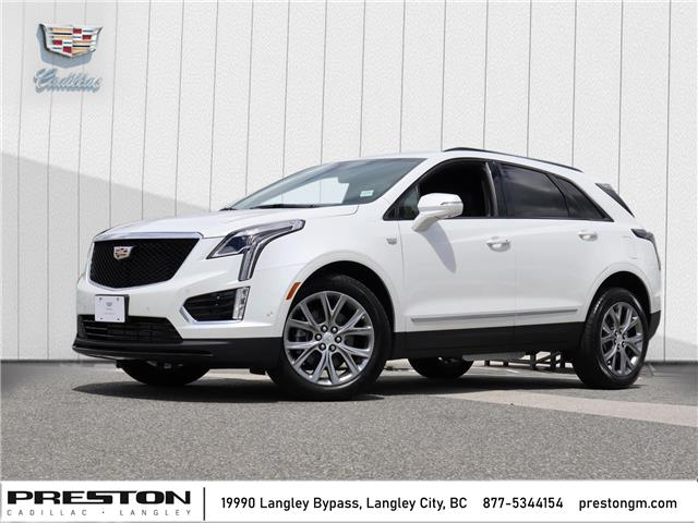 2021 Cadillac XT5 Sport (Stk: 1206920) in Langley City - Image 1 of 29