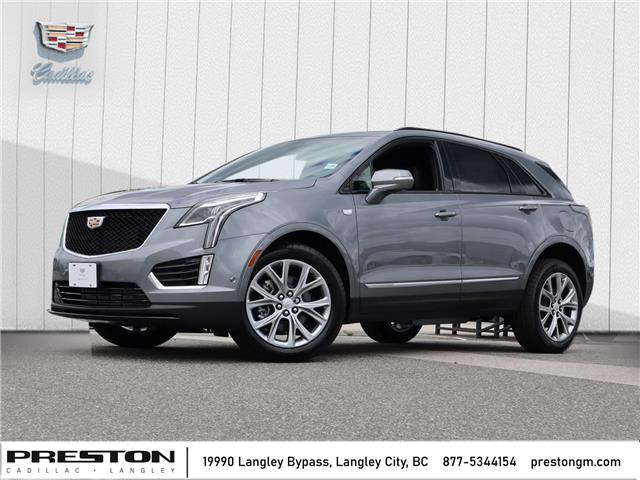 2021 Cadillac XT5 Sport (Stk: 1207420) in Langley City - Image 1 of 29