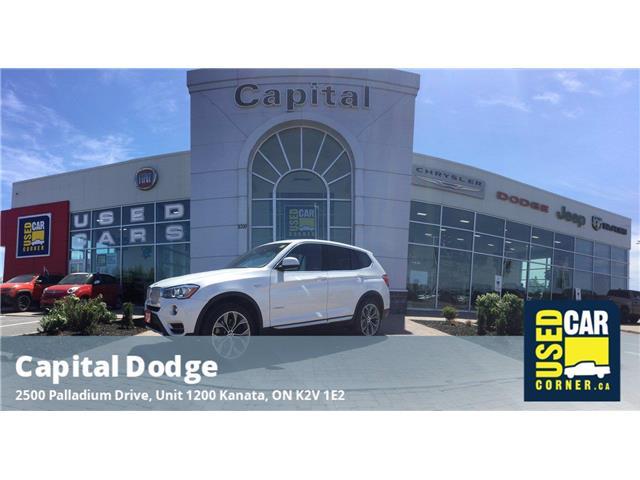 2017 BMW X3 xDrive28i (Stk: M00442A) in Kanata - Image 1 of 26