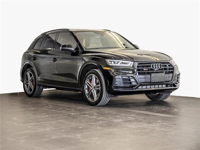 2019 Audi SQ5 3.0T Progressiv (Stk: 54142A) in Ottawa - Image 1 of 21