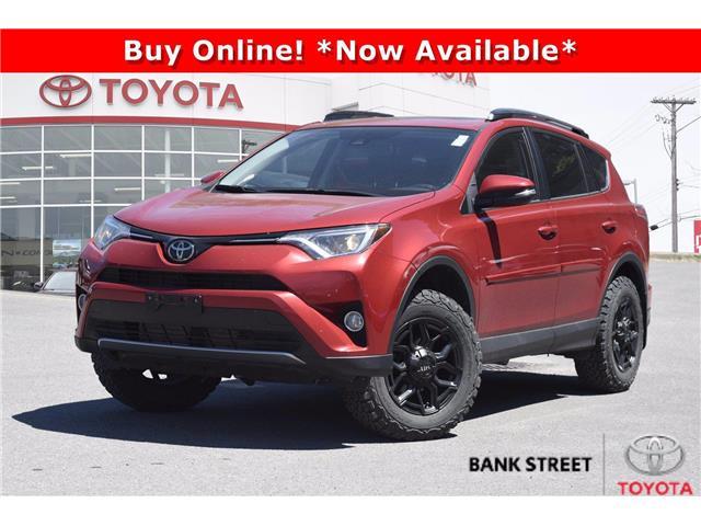 2017 Toyota RAV4 XLE (Stk: 19-L29130A) in Ottawa - Image 1 of 24