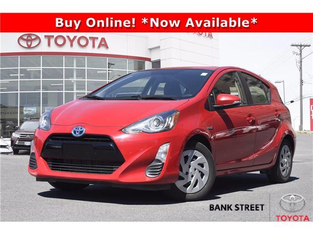 2016 Toyota Prius C Base (Stk: 19-28763AA) in Ottawa - Image 1 of 22